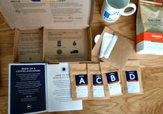 Coffee Subscription Service from Union Hand-Roasted Coffee - Different Coffees, Coffee Subscription, Coffee Roasting, Brewing, Drinks, Image, Drinking, Beverages, Drink