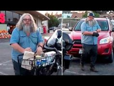 Things Get Awkward In A Hurry With Sons Of Anarchy Star Mark Boone Junior | Dirty Biker Mark Boone Junior, Sons Of Anarchy, 10 Year Old, Awkward, Biker, Motorcycles, Star, Biking, Motorcycle