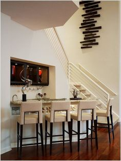 Wall Decorating With Small Staircase Interior Design UnstoppableSelfies