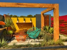 Gardens get going with colour | Hot and spicy on the outside