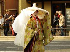Jidai Matsuri 2015: maiko Tomitsuyu as Abutsuni by Sauro...