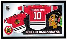 Chicago Blackhawks NHL Jersey Mirror