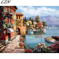 Painting By Numbers Frameworks coloring by numbers Pictures Home Decor canvas painting by numbers Decorations Modular pictures. Yesterday's price: US $4.80 (3.95 EUR). Today's price: US $4.80 (3.94 EUR). Discount: 65%.