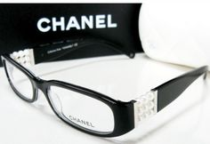 81dd5b9c8db4 28 Best Chanel Glasses images | Chanel glasses, Vintage chanel, Eye ...