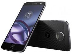 Smartphone Motorola Moto Z Power & Hasselblad True - Zoom Edition 64GB Preto e Grafite Dual Chip 4G