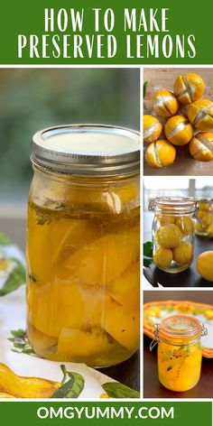 Once you try these preserved lemons, you'll wonder where this condiment has been all your life. Tangy, zippy, fragrant - just a few descriptors of their flavor profile. Use them in salads, dressings, marinades, grilled meats, fish, chicken and of course all of your Middle eastern and Moroccan inspired food. #lemons #preservedlemons #Ottolenghipreservedlemons #meyerlemons #MiddleEasternCuisine #pantrystaples #condiments