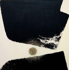 CHEN Ting-shih, Day and Night #60, Woodblock print, 1981