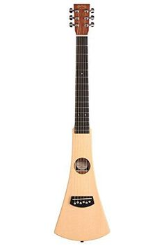 Martin Steel String Backpacker Travel Guitar with Bag Martin