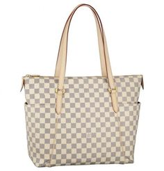 Celebrities who wear, use, or own Louis Vuitton Totally Damier Azur MM. Also discover the movies, TV shows, and events associated with Louis Vuitton Totally Damier Azur MM. Lv Handbags, Louis Vuitton Handbags, Designer Handbags, Canvas Handbags, Handbags Online, Designer Bags, Latest Handbags, Luxury Handbags, Nice Handbags