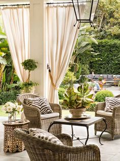 Pool House,  Patrick Wade and David DeMattei in Beverly Hills