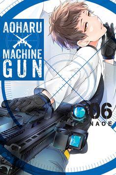 Aoharu X Machinegun #6 - Vol. 6 (Issue)