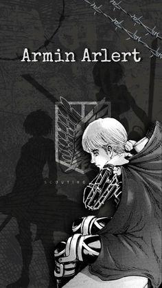 ~Armin Arlert~