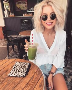Honey @laurajadestone in our Coastal Days Top