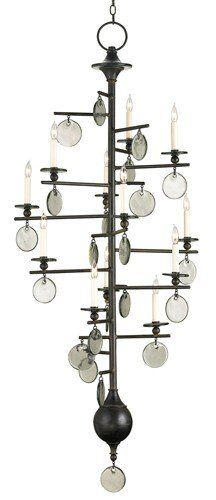 Currey and Company Sethos Chandelier Large