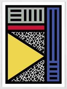 T-R-I-B-A-L-A-L-A SERIES WALL PRINT 3 • Signed Limited Edition of 50 (A1) • £150 • Enquires: hello@camillewalala.com