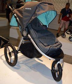 New! Bumbleride Speed 2016 Jogging Stroller Review