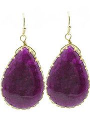 $14.99 Vienna Earrings in Assorted Colors Exclusively at BEEYOUTOFULL.com