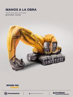 Print advertisement created by Flyer, Paraguay for Hyundai, within the category: Automotive. Ads Creative, Creative Advertising, Creative Posters, Print Advertising, Advertising Campaign, Print Ads, Web Banner, Banners, Ad Of The World