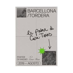 Poster Barcellona/Tordera on Behance Lightroom, Photoshop, Spain Travel, Iphone 5s, Mood Boards, Behance, Projects, Posters, Design