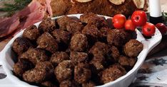 Älgköttbullar med havregryn Minced Meat Recipe, Mince Meat, Lunches And Dinners, Meat Recipes, Almond, Beef, Ethnic Recipes, Christmas Recipes, Food