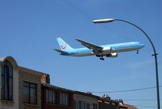 Lawaai vliegtuigen trof vorig jaar 30 procent meer mensen