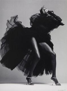 Line of Beauty: Grace Jones by Francesco Scavullo, 1979