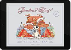 Découvrez le conte musical Doudou Blues d'Annsophie Lombrail en Livre-CD et ebook : un conte de Noël pour enfants qui réunit de talentueux artistes français (Claire Keim, Cali, Sinclair...).