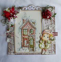Magnolia - Snowy Cottage  - 3