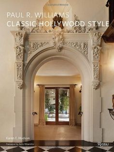 Paul R. Williams:  Classic Hollywood Style by Karen E. Hudson http://www.amazon.com/dp/0847838471/ref=cm_sw_r_pi_dp_WUR0ub1FXG74E