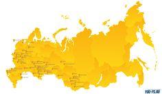Картинки по запросу карта россии вектор