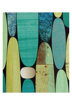 Rex Ray - Love this color combination  Would make a great quilt