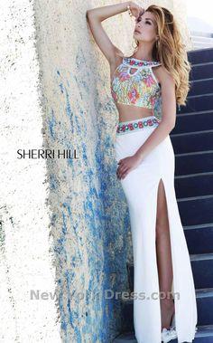 Sherri Hill 11168 Dress - NewYorkDress.com