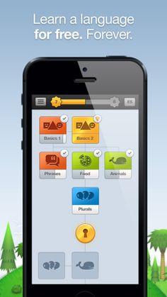 Duolingo App Learn Spanish, French, and German FREE - 11/17