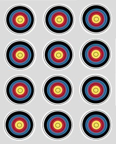 Edible Cake Decorations Target : 1000+ images about Kids: Archery Birthday Party on ...