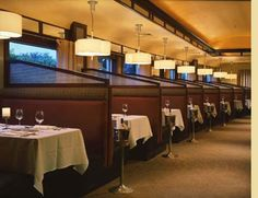 Whether upscale dining, family style fare, or a neighborhood bistro, unforgettable restaurant interiors have always been a passion and forte for our design team. Experience a small sampling...
