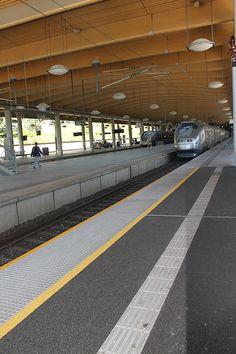Järnvägsstation Gardemoen – Oslo Oslo