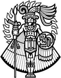 Great free clipart, png, silhouette, coloring pages and drawings that you can use everywhere. Mayan Tattoos, Mexican Art Tattoos, Mayan Symbols, Ancient Symbols, Aztec Symbols, Aztec Tattoo Designs, Ancient Aztecs, Aztec Culture, Aztec Warrior