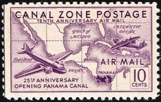 Canal Zone, 1939