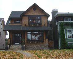 House in Vancouver by pnwra, via Flickr