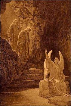 Gustav Dore, Resurrection.
