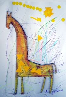 les petites têtes de l'art: D'après Martin Jarrie