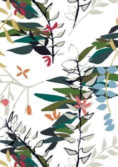 Imogen Heath fabric