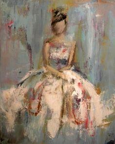 Artist - Lisa Moore  Anne Neilson Fine Art