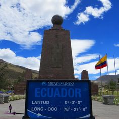 Itineraire en Equateur, entre Ciel et Mer. Rachel de Découverte Monde