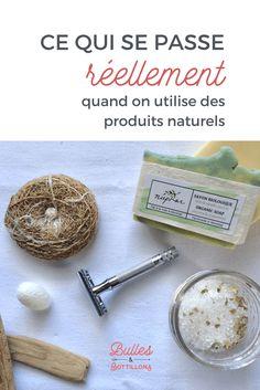 Les bienfaits et avantages d'utiliser des produits naturels