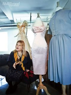 Costume Designer Julie Weiss and her costumes for 'Hitchcock'