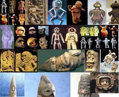ancient astronaut artifacts...possible time travel?