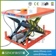 China supplier offers CE stationary upright scissor lift warehouse cargo lift #Affiliate