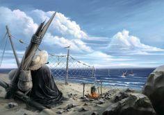 Иллюстрации Дениса Фокина