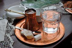 ستة أشياء ينبغي أن تعرفها عن القهوة التركية